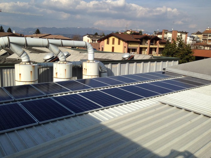 impianto fotovoltaico giemme impianti elettrici